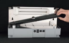 自動巻取式捕虫器MPR-01 メンテナンス