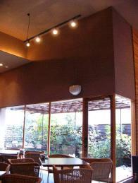 喫茶店 設置例